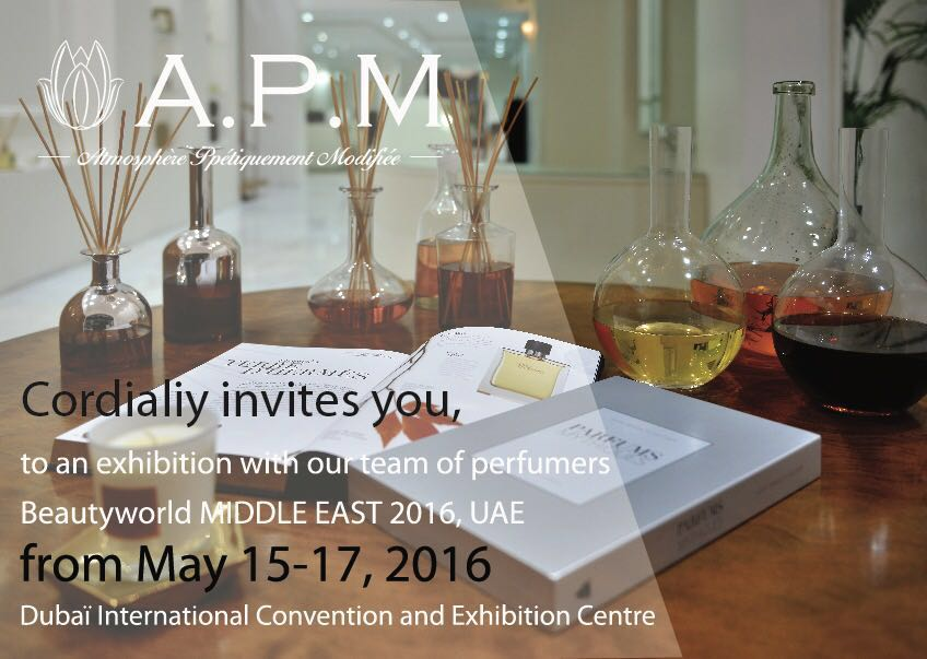 APM - exhibition in Dubaï