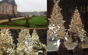 Immersion dans les contes de Noël au Château de Vaux le Vicomte