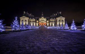 A Noël au Château de Vaux le Vicomte, tout sent bon !