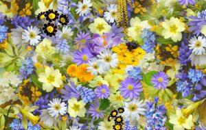Senteurs de printemps et parfums d'ambiance