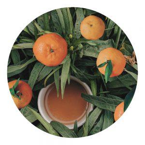 Parfum Mandarine thé vert